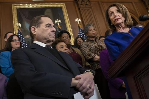 Shutdown Looms As Democrat Bid For $2,000 Relief Checks Fails House, Here's What Happens Next Pelosi%20nadler_0