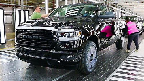 Ram Truck Production Delayed Amid Global Chip Shortage