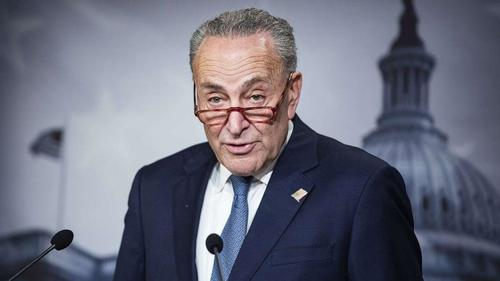 Schumer Mulls Penalty For Big Businesses That Don't Pay $15 Minimum Wage