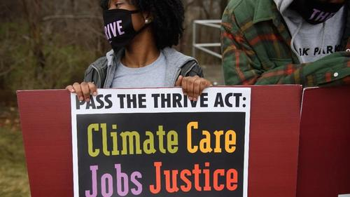 Progressives Push Biden Towards $10 Trillion 'Green Infrastructure, Climate Justice' Bill