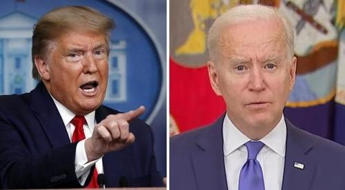 "Trump Rages Over ""Huge Cover-Up"" At The Border As Biden Starts Releasing Illegals Without Court Date"