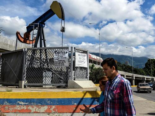 China Caught Importing 'Doctored' & Rebranded Venezuelan Oil To Evade US Sanctions