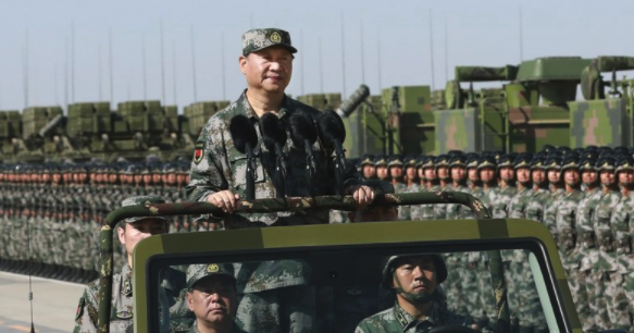 Xi Jinping Orders Military to Heighten Sense of Urgency, Make Ready for War