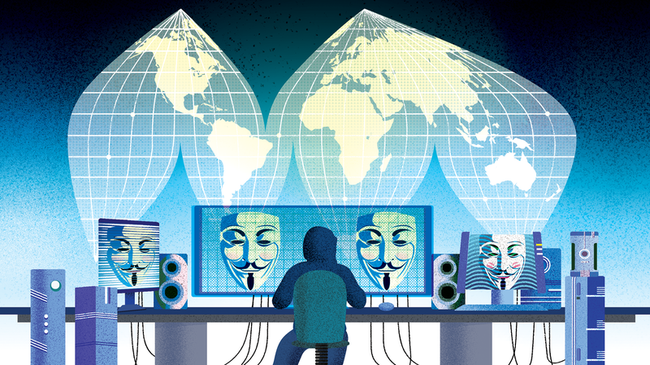 An Anarchist Explains How Hackers Could Cause Global Chaos