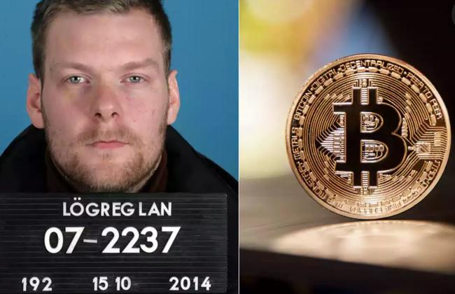 "Mastermind Of Iceland's ""Great Bitcoin Heist"" Flees To Sweden After Brazen Prison Break"