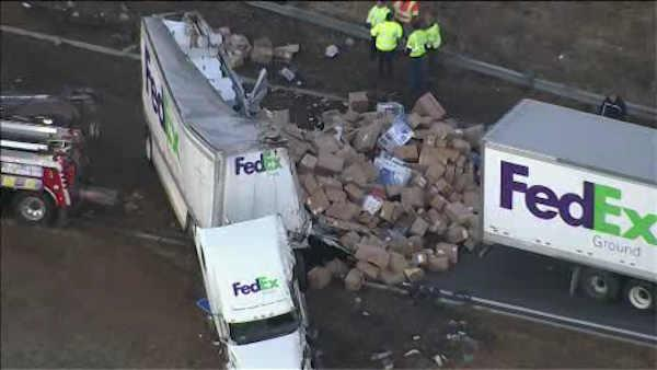 """Jarring"" FedEx Outlook Cut Suggests ""Severe Global Recession"""