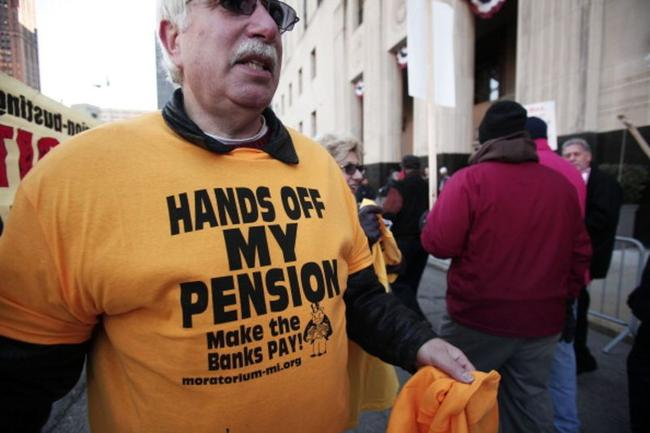 How The Federal Reserve Quietly Bankrupted The US Pension System