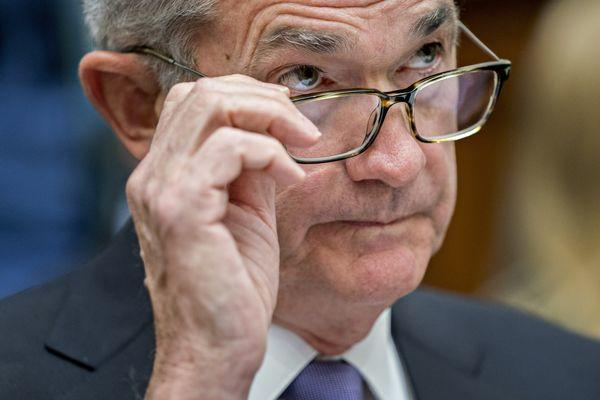 The Moment Powell First Realized The Fed Is Held Hostage By The Market