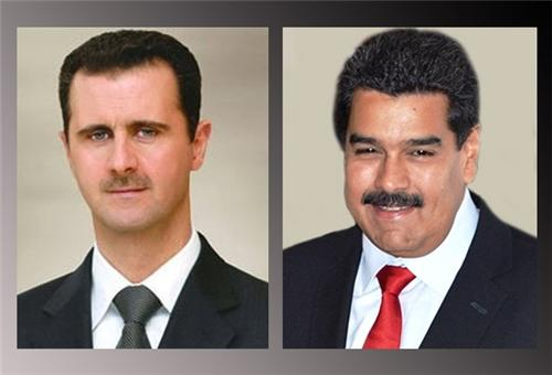 Maduro's Demise Imminent? The Same Was Said Of Syria's Assad