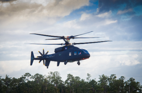 Watch: Sikorsky-Boeing Conduct First Flight Of This Very Unusual Helicopter