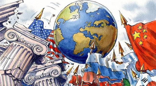 "Russia Warns ""New World Order"" Being Formed"