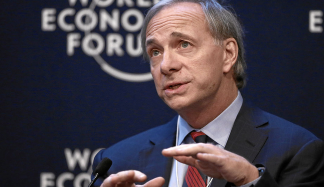 "Ray ""Capitalism Is Broken"" Dalio Was The Highest Earning American Of 2018"