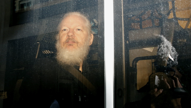 The DOJ's Entire Case Against Assange Hinges On This One Critical Piece Of Evidence