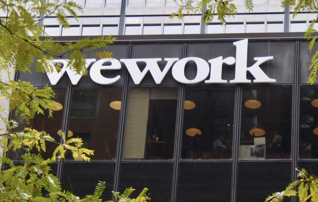Lyft Stock Price >> WeWork Unveils Plans For 'Community-Adjusted' Public ...