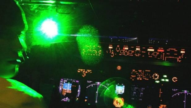 WestJet Pilot's Eyes Burned By Green Laser While Flying To Orlando