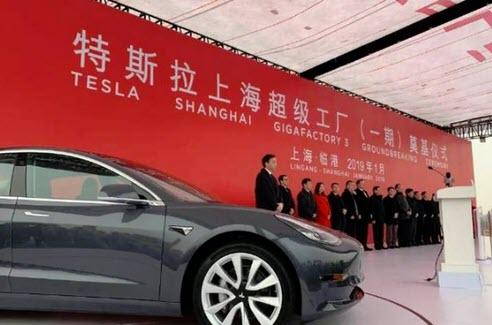 Tesla's Model 3 Sales In China For April Look Ugly