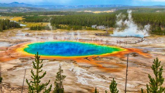 "Geologist: A Yellowstone Eruption ""Would Destroy Most Of America"""