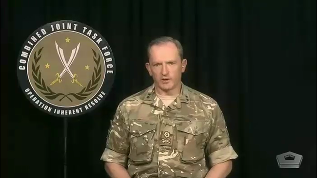 Top British Commander In Rare Public Dispute With US Over Iran Intelligence