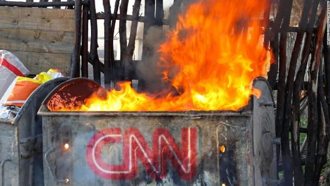 CNN Ratings Plummet 26% In Prime Time As Fox News Dominates | Zero Hedge