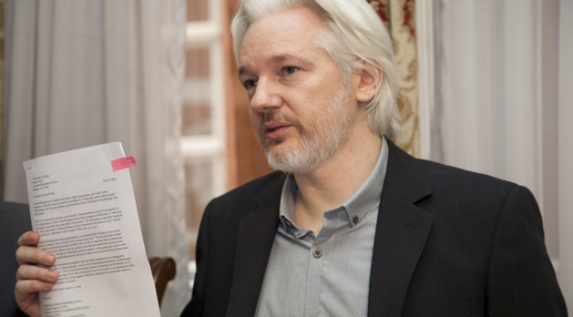 The Coming Show Trial Of Julian Assange