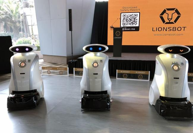 Watch Live Demonstration Of Cleaning Robots That Will Displace Thousands Of Jobs