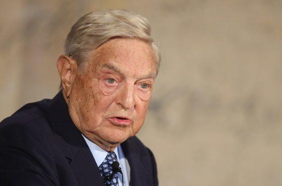 George Soros Is Lobbying Lawmakers To Take Your Guns Away