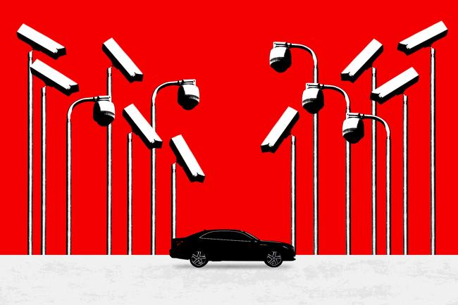 "The ""Safe Drivers Act"" Is A Real-Time National Driver Surveillance Program"