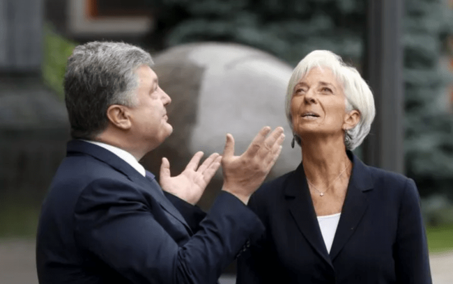 Ukraine's IMF Gold & The Gold Carry Trade
