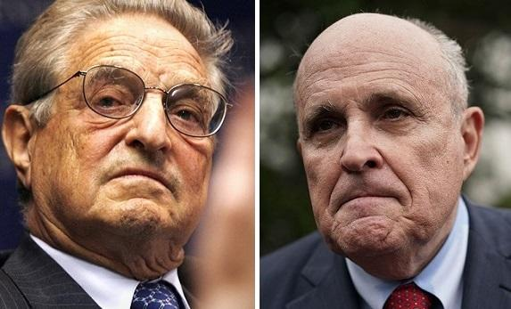 "Giuliani Explains ""Massive Pay-For-Play"" Soros-Ukraine Scheme Facilitated By US Diplomats"
