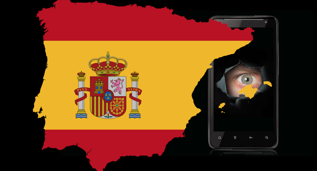 """F*ck The SpyState:"" Spain To Track Mobile Phones Across Country In Controversial Study"