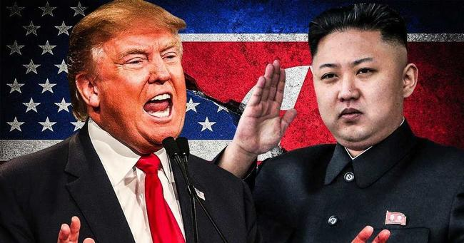 """Dotard"" Trump Downplays North Korea Missile Test, Says Kim ""Has Everything To Lose"" If He Acts In Hostile Way"