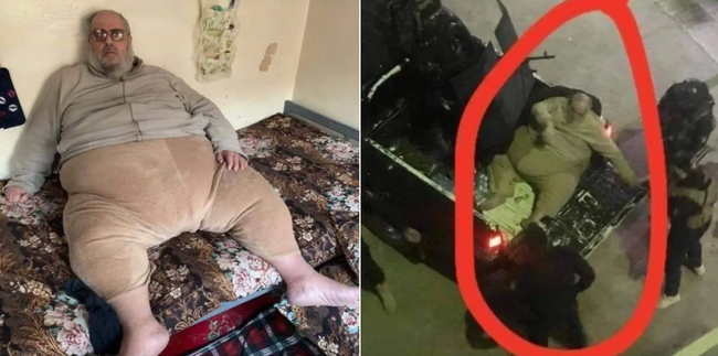 "Morbidly Obese ""Jabba The Jihadi"" ISIS Leader Caught In Iraq"