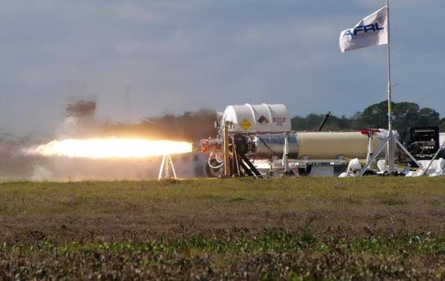 Air Force Conducts Ground Test Of Hypersonic X-60A Missile