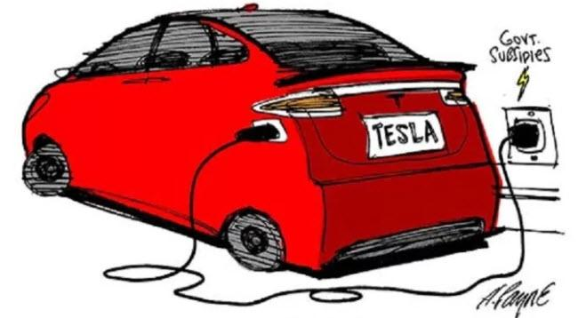 Tesla Cars Aren't As Carbon (And Taxpayer) Friendly As You Think