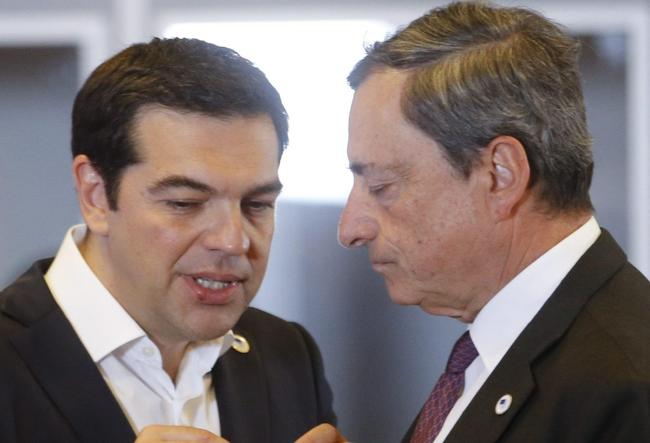 Europe's New Colonialism: ECB Rejects Greek Request To Reopen Stock Market