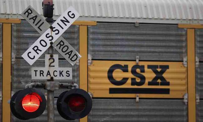 CSX To Fire Over 20% Of Management-Level Employees | Zero Hedge